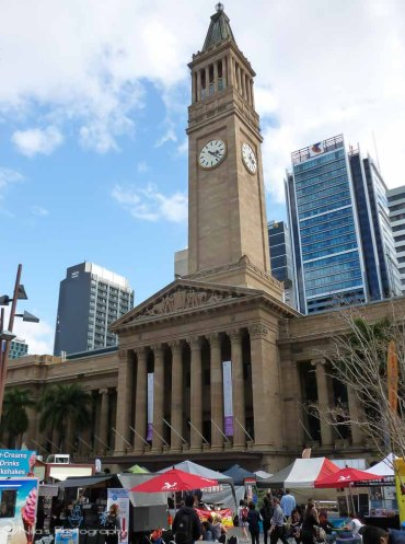 Brisbane, Australia, King George Square