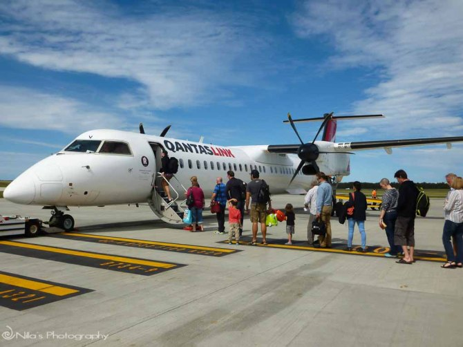 Qantaslink, Brisbane, Australia
