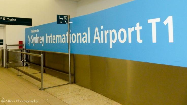 Sydney Airport, Australia