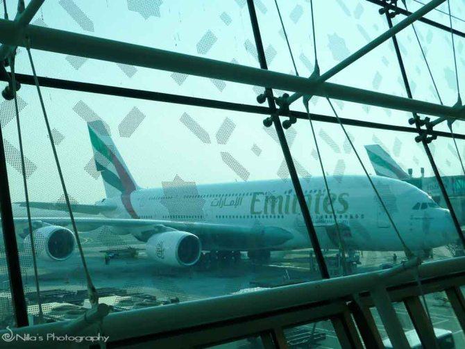 Sydney Airport, Australia, Emirates