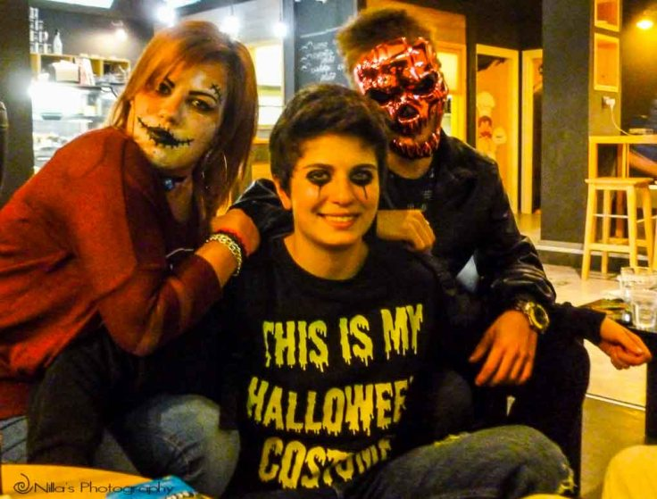 Halloween, Cosenza, Italy, Calabria