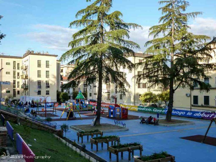 Cosenza, Park, Calabria, Italy
