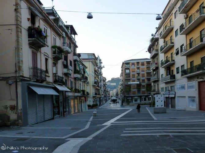 Corso Mazzini, Italy, Calabria, Cosenza