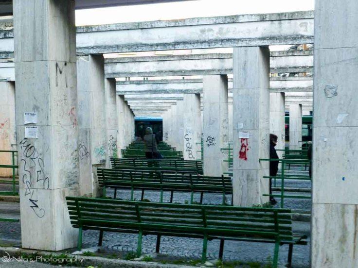 Autostazione, Cosenza, Italy, Calabria