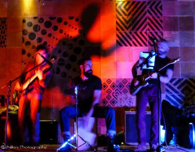 Cosenza, Calabria, Italy, bands, The Willis