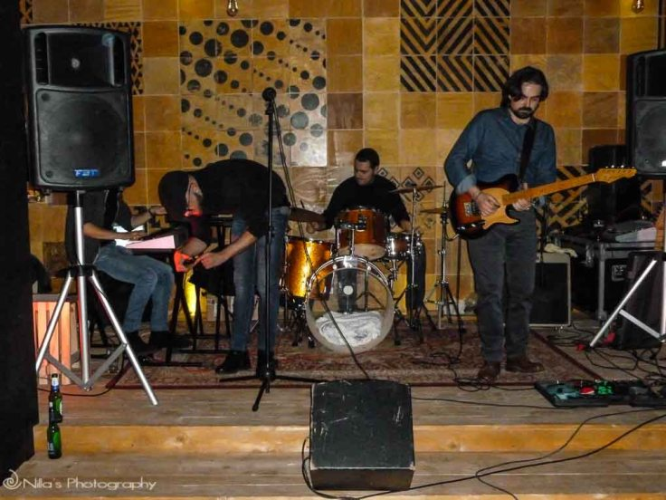 The Palco, busking, Cosenza, Italy, Calabria