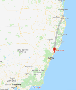 Brisbane, QLD, Newcastle, NSW, Australia