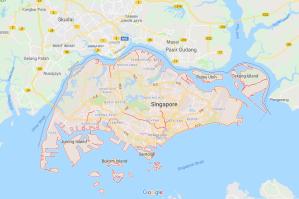 Singapore, SE Asia