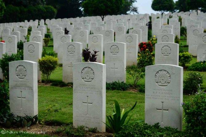 Kranji War Memorial, Singapore