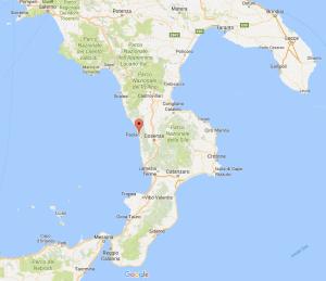 Paola, Calabria, Italy