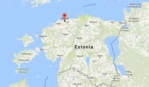Tallinn, Estonia, The Baltics, Europe