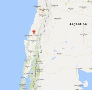 Chillan, Chile