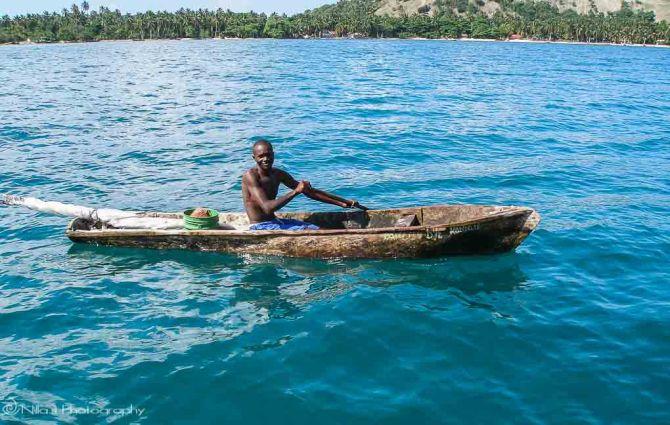 Île-à-Vache, Haiti, Sailing