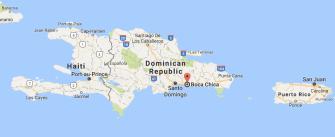 Boca Chica, Dominican Republic, Salinas