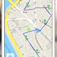 GPSmyCity: Guided Travel Article Apps + Giveaway