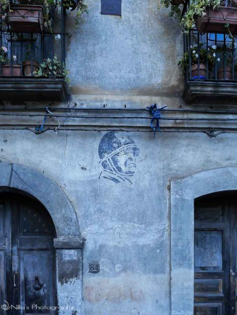 Benito Mussolini, Parenti, Calabria, italy