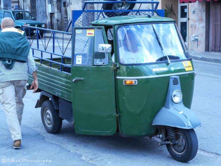 Piaggio Ape, Parenti, Calabria, italy