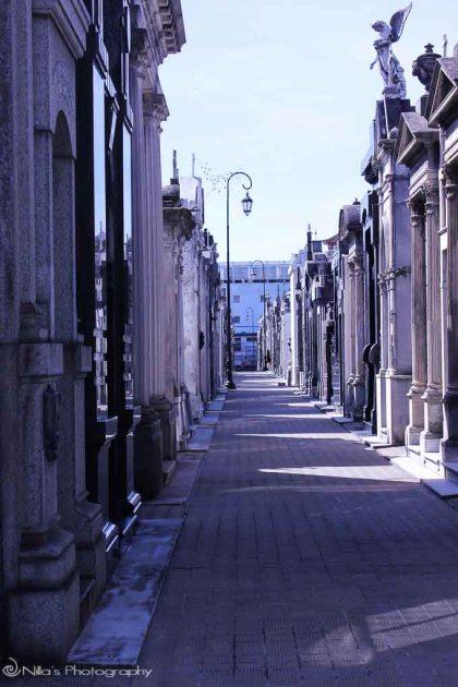 La Recoleta Cemetery, Argentina, Mausoleum