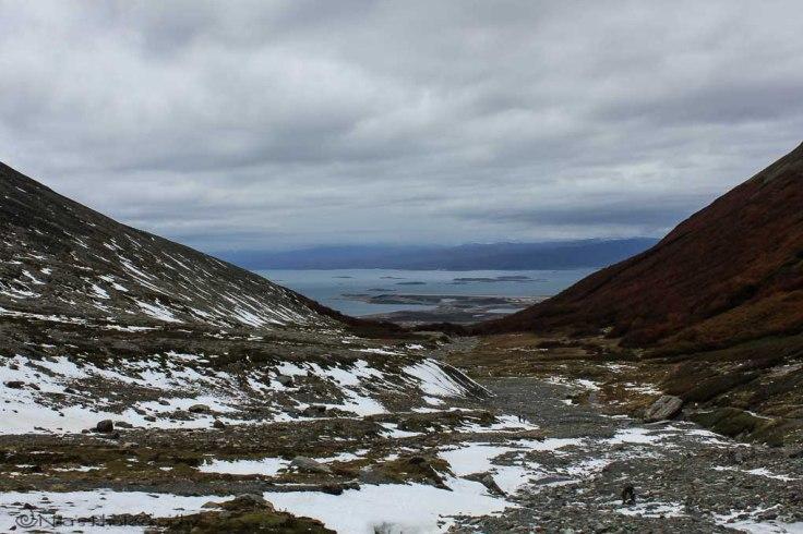 Martial Glacier, Ushuaia, Argentina, South America