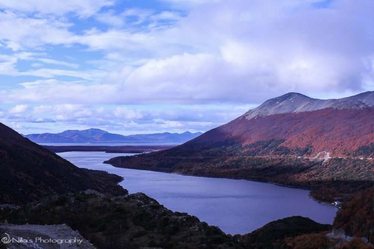 Lago Fagnano, Argentina, South America