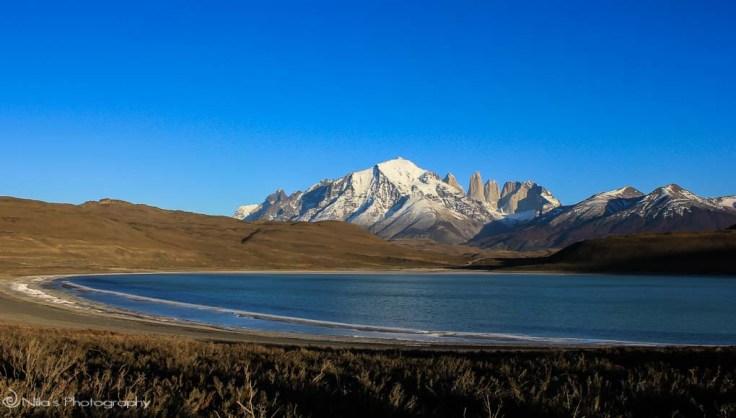 Sarmiento Lake, Chile, South America