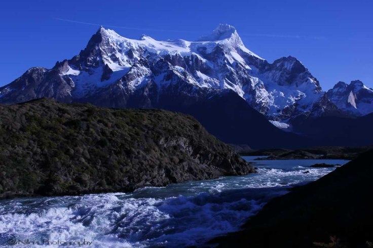 Salto Grande, Chile, South America