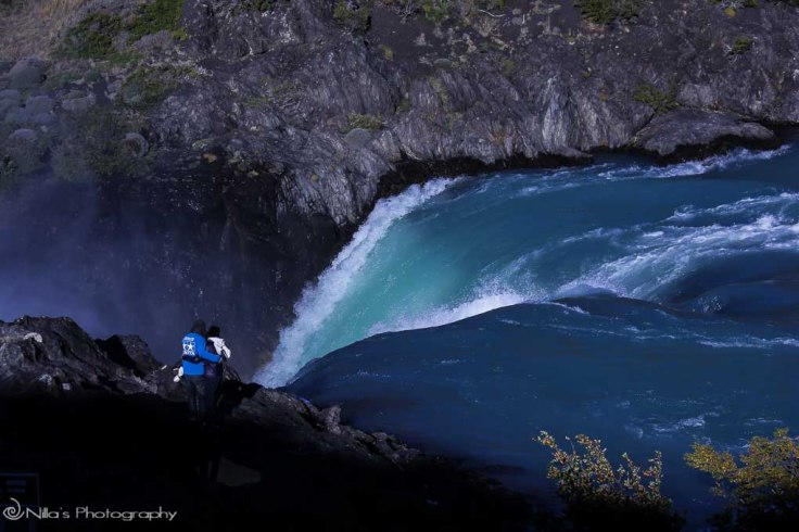 Salto Grande, Chile, South America