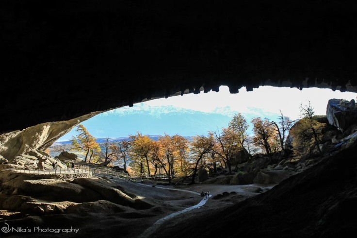 Milodon Cave, Chile, South America