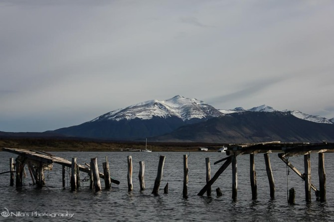 Puerto Natales, Chile, South America