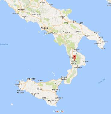 Rogliano, Southern Italy, Calabria