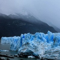 Moon walking on ice - Perito Moreno Glacier