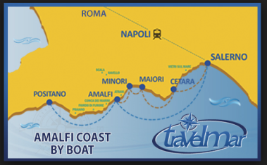 TravelMar, Salerno, Positano, Amalfi