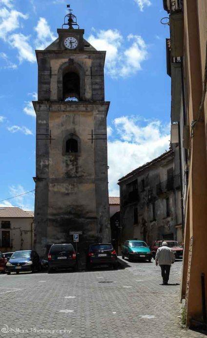 Rogliano, Calabria, Italy