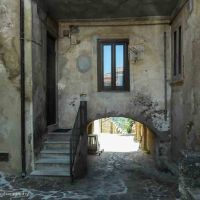 Visiting quaint Rogliano, Southern Italy