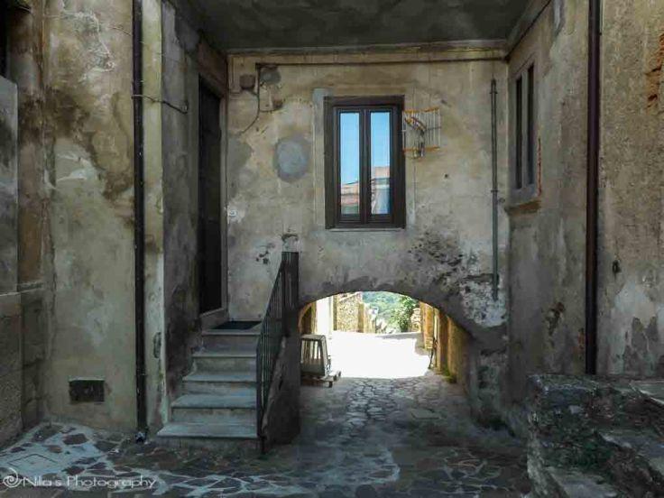 Old Town, Rogliano, Calabria, Italy, Europe