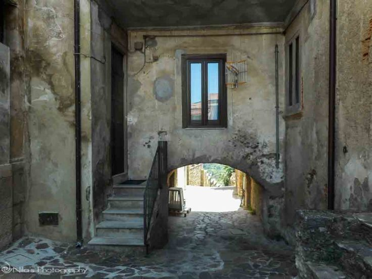 Old Town, Rogliano, Calabria, Italy, Europe