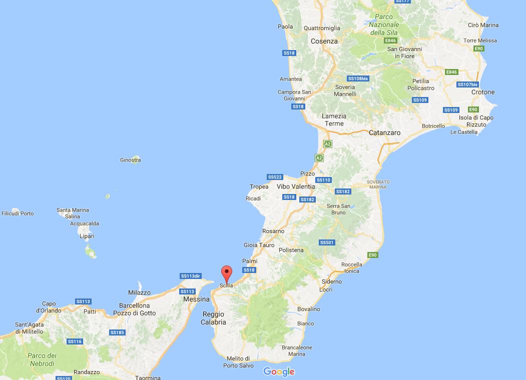 Dazzling Scilla, Italy's Reggio Calabria – Image Earth Travel