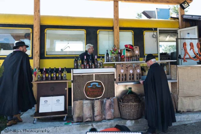 San Nicola, Calabria, Italy, food