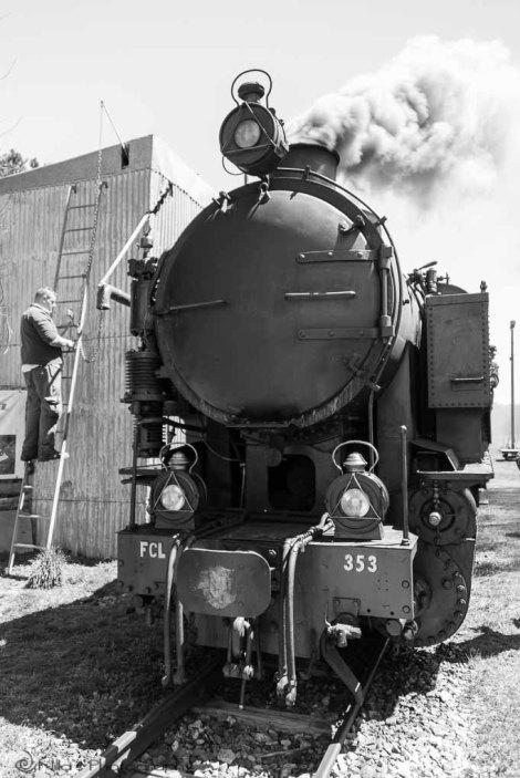 Sila, train, Calabria, Italy, San Nicola