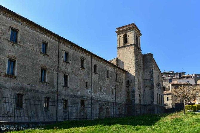 San Giovanni in Fiore, Sila, Calabria, Italy, museum