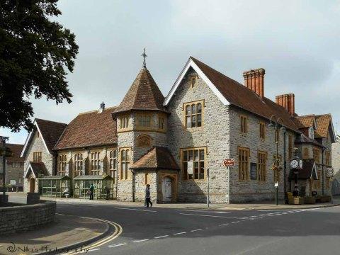 Crispin Hall, Street, Somerset, England