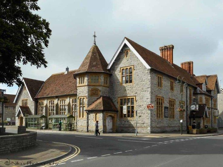 Hall, Street, England, United Kingdom