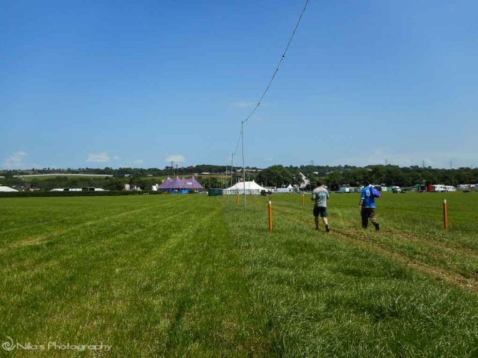 Glastonbury Festival, Somerset, England, United Kingdom