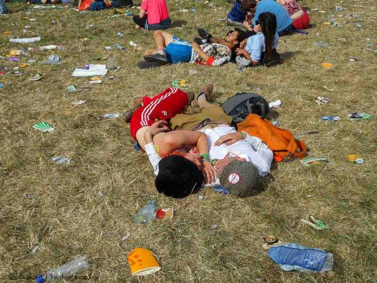 Glastonbury Festival, Somerset, England, United Kingdom