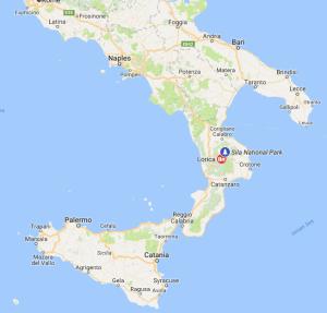 Lorica, Sila, Calabria, Italy
