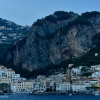 Gliding along Italy's enticing Amalfi Coast to Positano