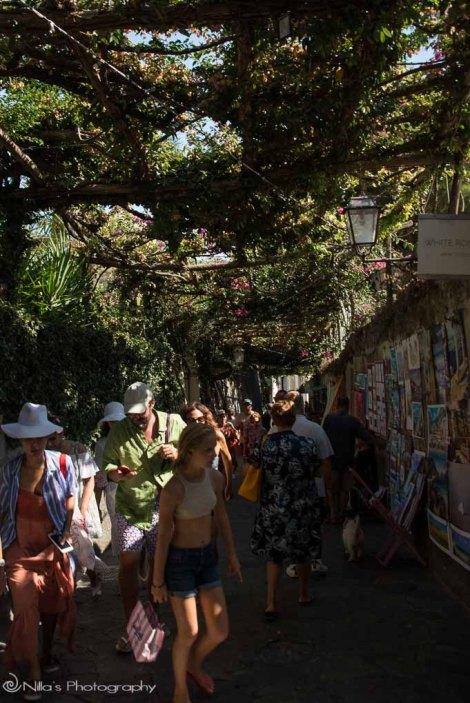 Positano, Amalfi, coast, Italy