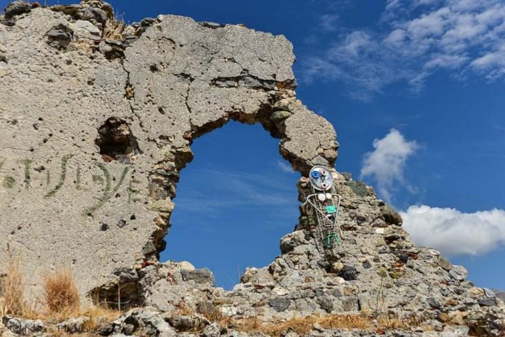 Castle, Scalea, Calabria, Italy