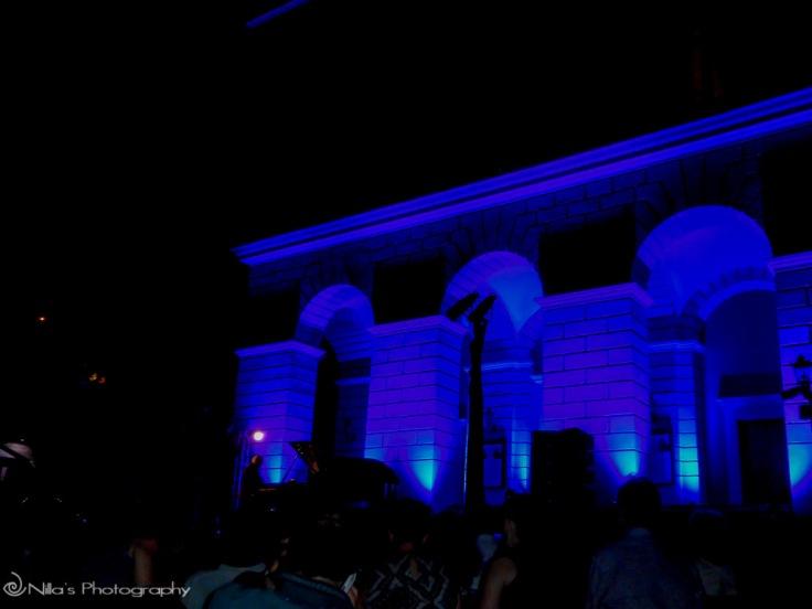 Old Town, concert, Cosenza, Calabria, Italy