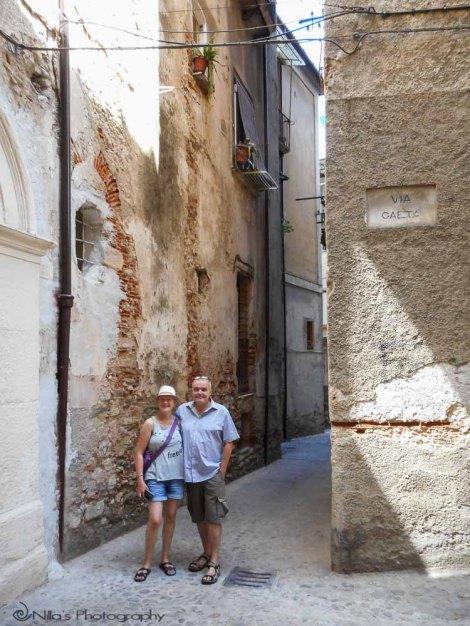 Scalea, Calabria, Italy